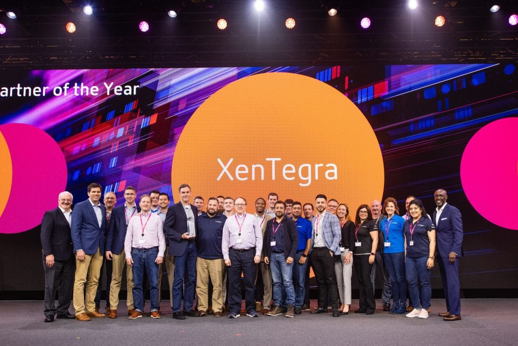 XenTegra - Citrix US Partner of the Year